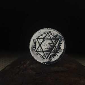 Gümüş Erkek Mührü Süleyman Yüzük